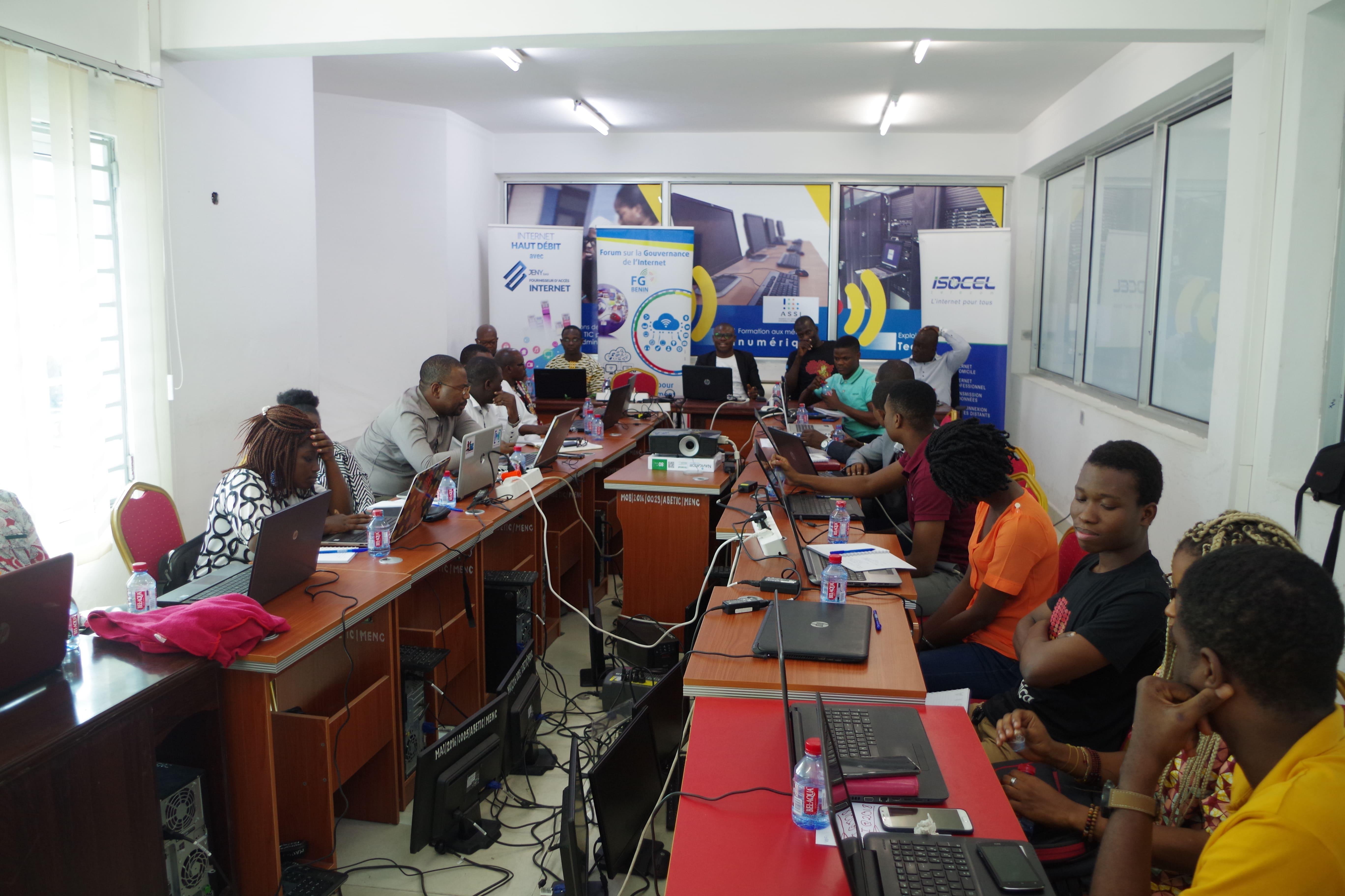 ecole gouvernance internet 2018